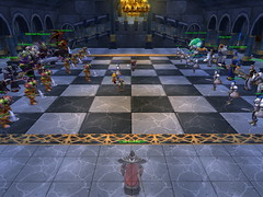 Chess Event in Karazhan