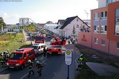Großübung Altenwohnheim Raunheim 15.09.07