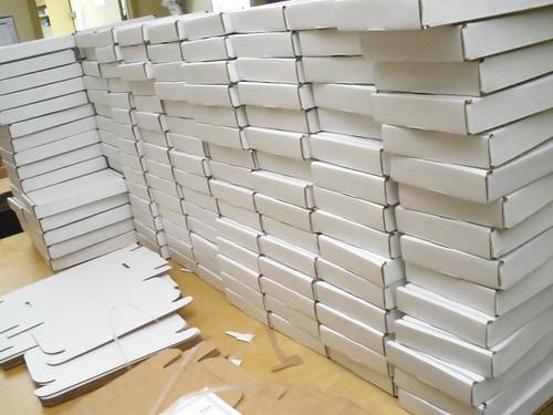 Great Wall o Boxes