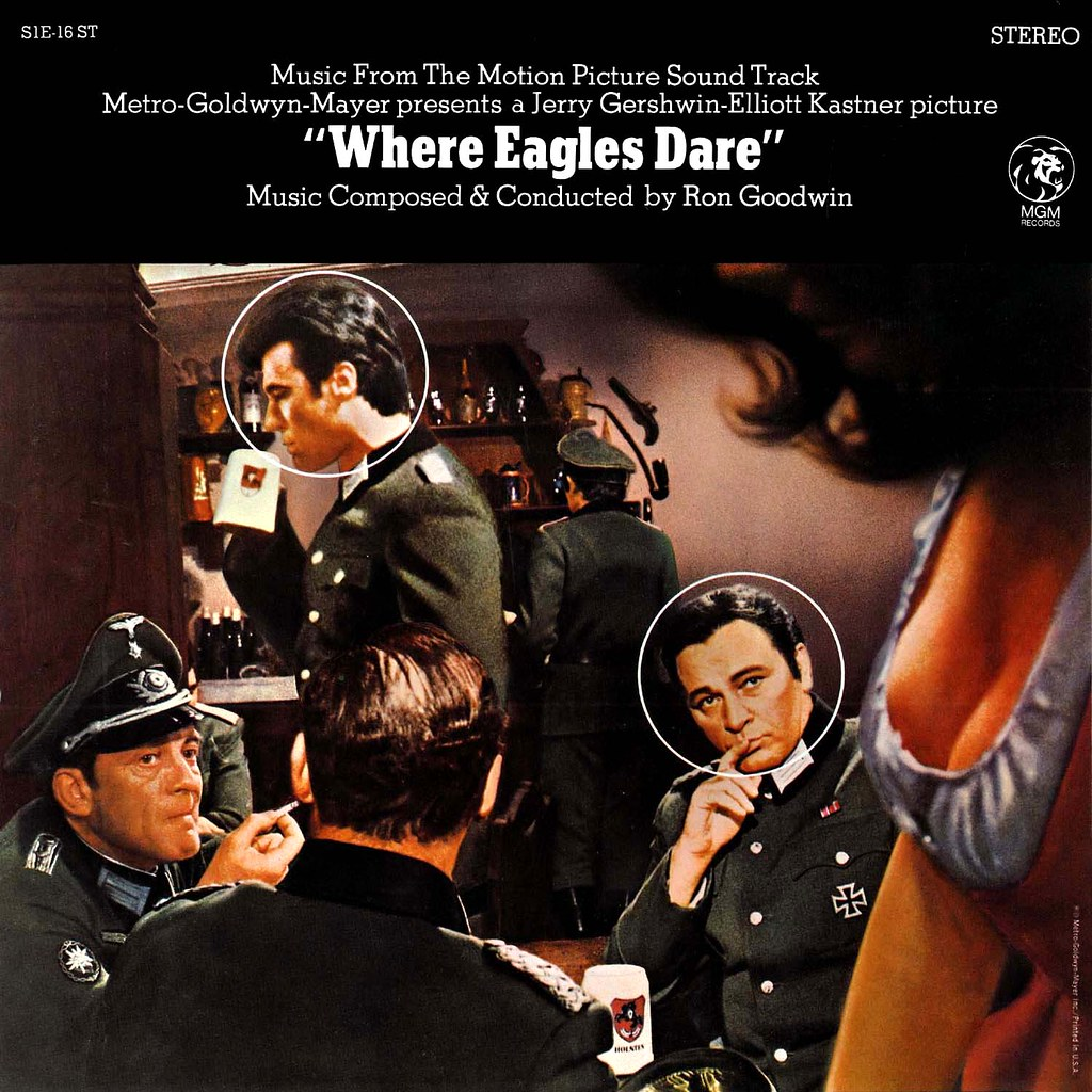 Ron Goodwin - Where Eagles Dare