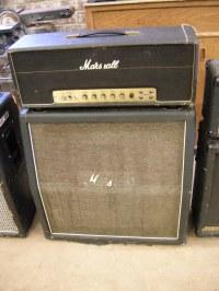 Marshall Cabinet. For Sale 900 Plexiera Marshall 1960b ...
