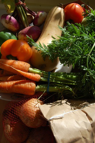 Riverford Veg Box