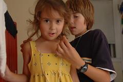 Joseph and Evan