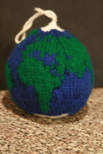 Jesse Tree Ornament I - Earth