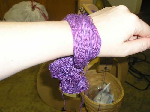 Andean Plying 3