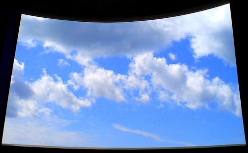 Tate St Ives sky