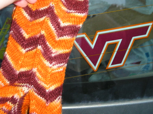 Hokie Jaywalkers