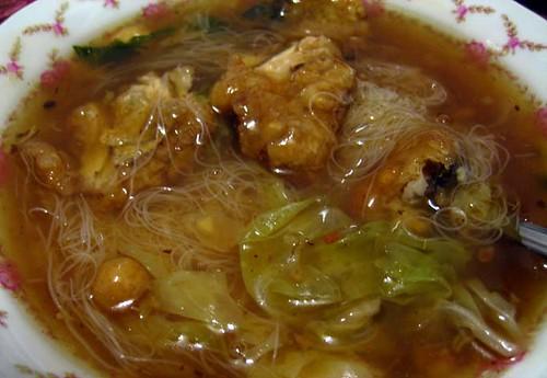 土��羹米粉 / fish rice-flour noodles