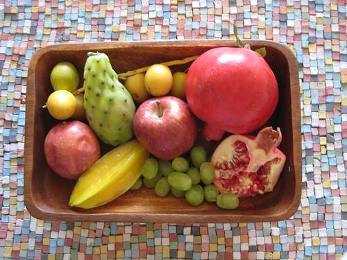 fruit new year