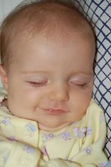 Sleepy Smirk