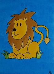 """""""Rooaaaaaaar! Said the lion."""""""