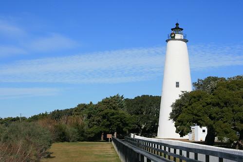 Ocracoke Lighthouse by you.