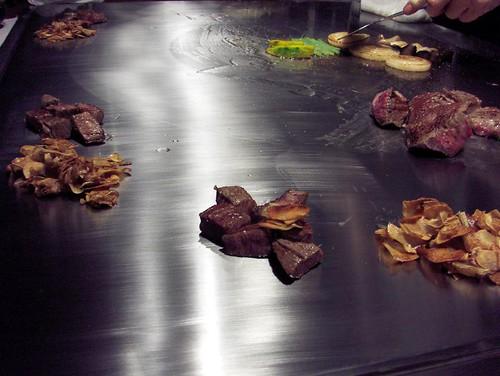 Kobe Beef Teppanyaki!