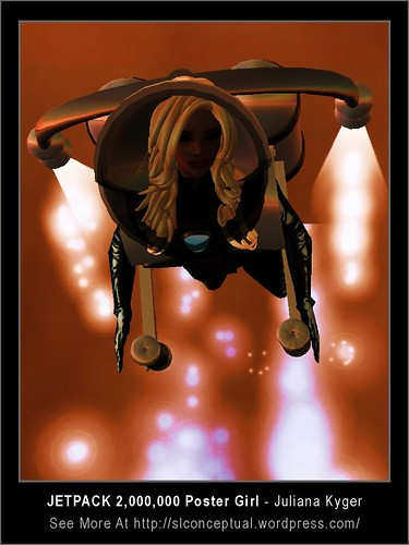 Jetpack Poster Girl 002
