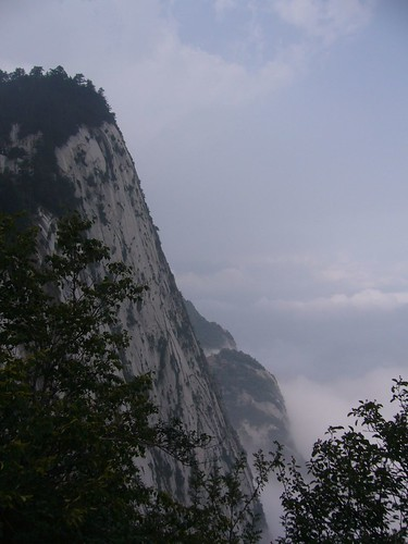 View from HuaShan
