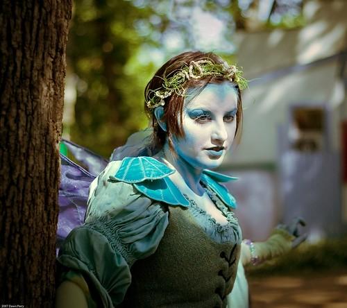 Blue Fairy by Dawn_Perry