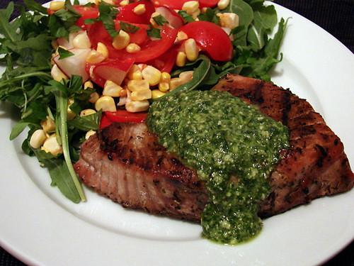 Dinner:  August 30, 2007