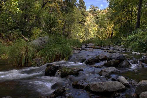 West Fork - Running Water