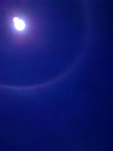 22 degree halo