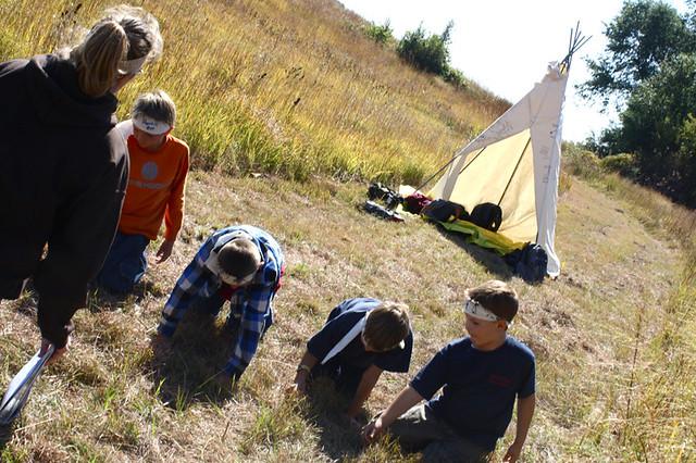 prairie field trip - 1