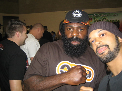 Kimbo Slice and Me