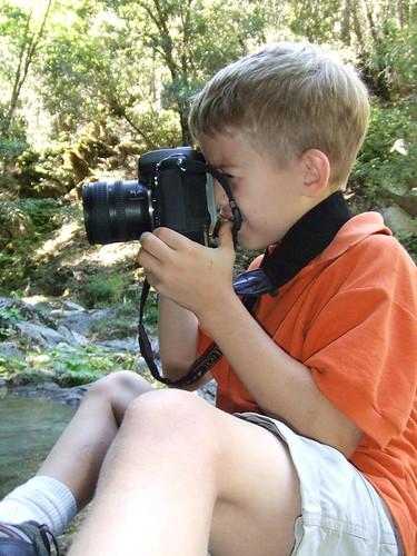 Caden the Photographer
