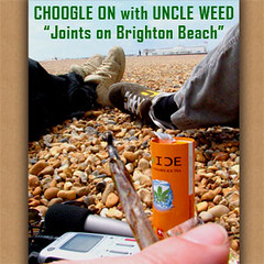 Choogleon with Uncleweed #38 - cannabis podcast