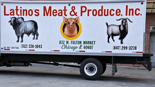Latinos Meat