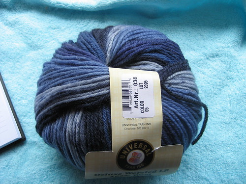 Universal Yarn Co Deluxe Worsted LP