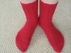 Go with the flow socks II