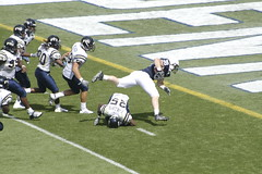 Headfirst Into The End Zone