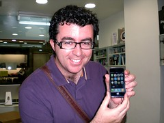 emilcar y el iPhone