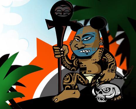 Marquesan beginning