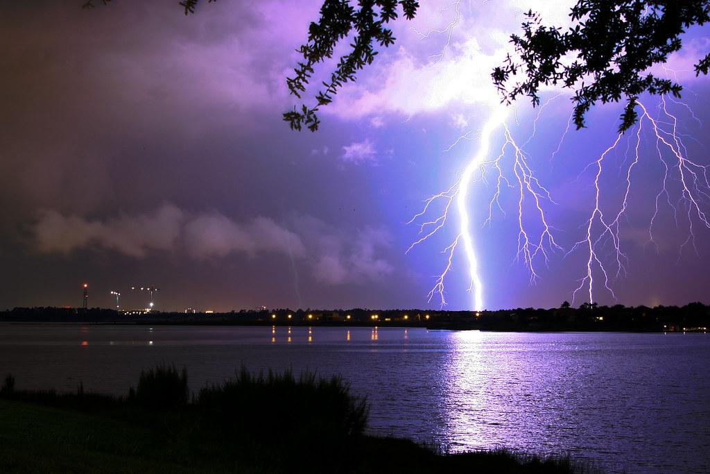 Orlando Thunderstorm