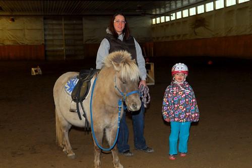 Pony time!