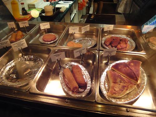 Dean's Diner: Fried stuff