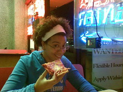 01092007(004 Liz and Pizza