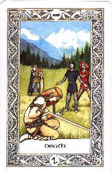 Tarot, Death, 13