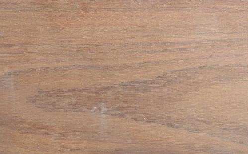 Ipe deck planks close-up