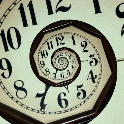 Droste Clock 1
