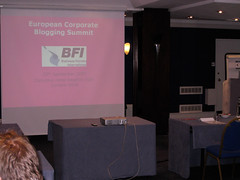 European Corporate Blogging Summit