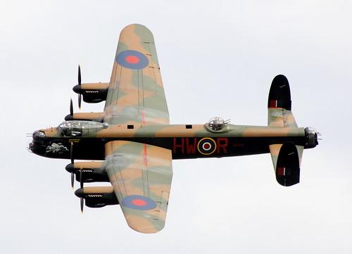Avro Lancaster PA474