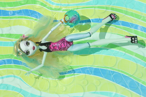 Monster High - Lagoona Blue & Neptuna