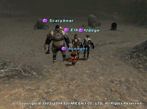 The good ol days of FFXI