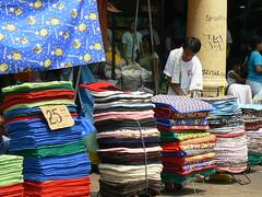 Doormat Vendor_Plaza Miranda,Quiapo,Manila