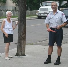 Ma and Gary