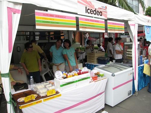 IceDEA at True Music Festival