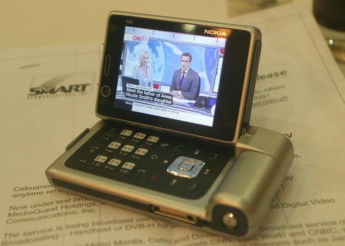 Smart launches mobile TV service | Leon Kilat : The Tech Experiments