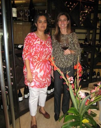 Marina Beltrame y Mar?a Luisa Rios