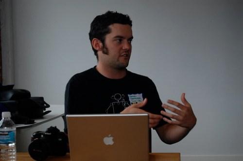 Matt @ PhotoCamp